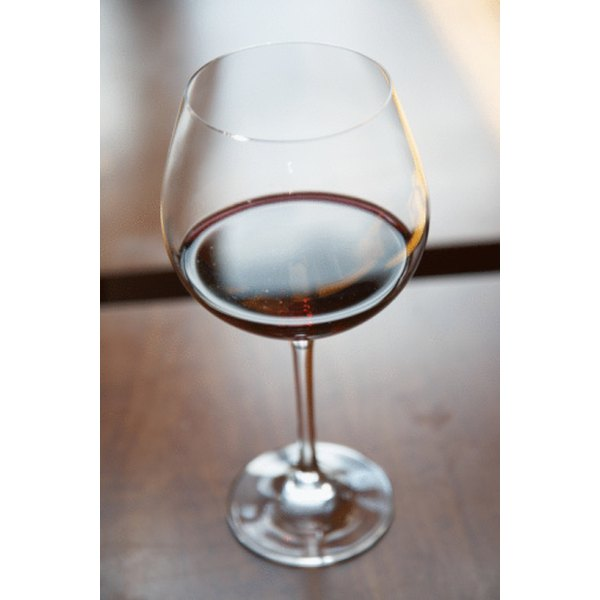 Delicate red wines are better chilled than heavy red wines.