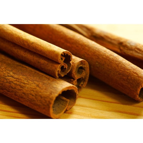Cinnamon may help to reduce your sugar cravings.