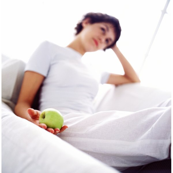 Eating a healthy diet can help you combat fatigue.