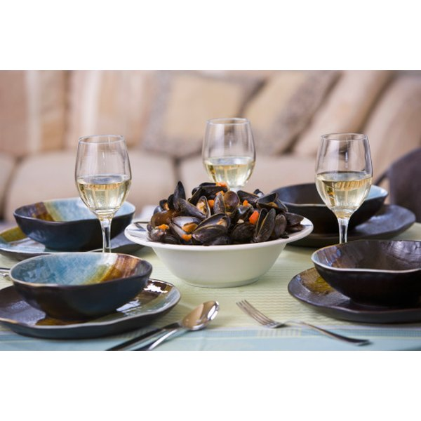 Clams contain high amounts of vitamin B-12.