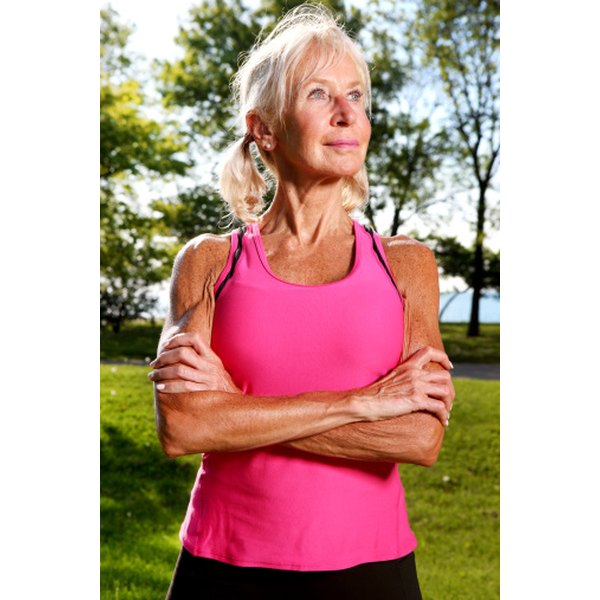 Menopause can cause changes in breast appearance and health.