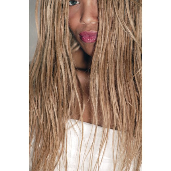 Braiding with Kanekalon hair adds length and volume to your hair.