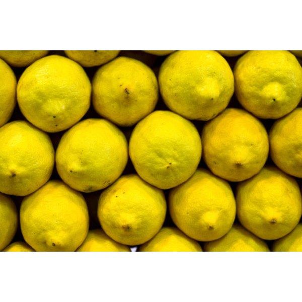 Make lemon drop candies from fresh lemon juice.