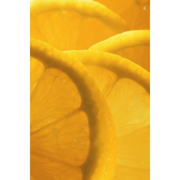 Lemon juice prevents the sugar mixture from crystalizing.