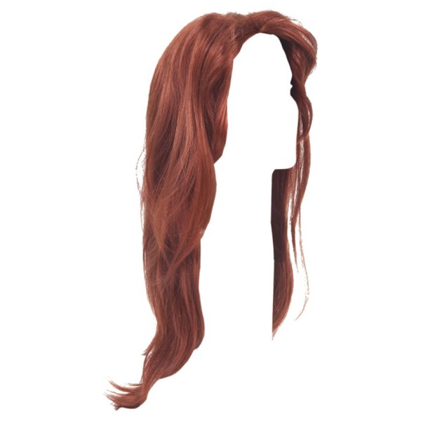 Dry ends can make your synthetic wig look frizzy and unkempt.