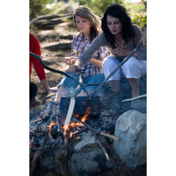 Don't rough it; get the best outdoor fire pit.
