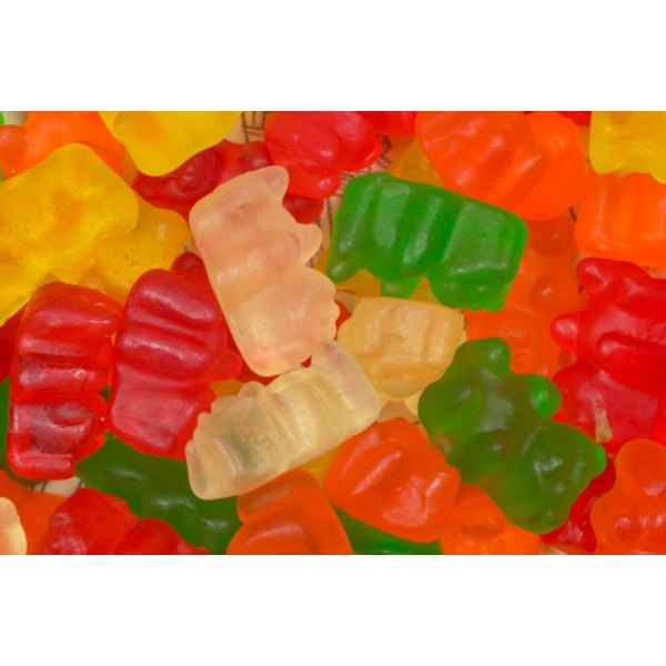 Flintstone gummy vitamins are nutritious and delicious.