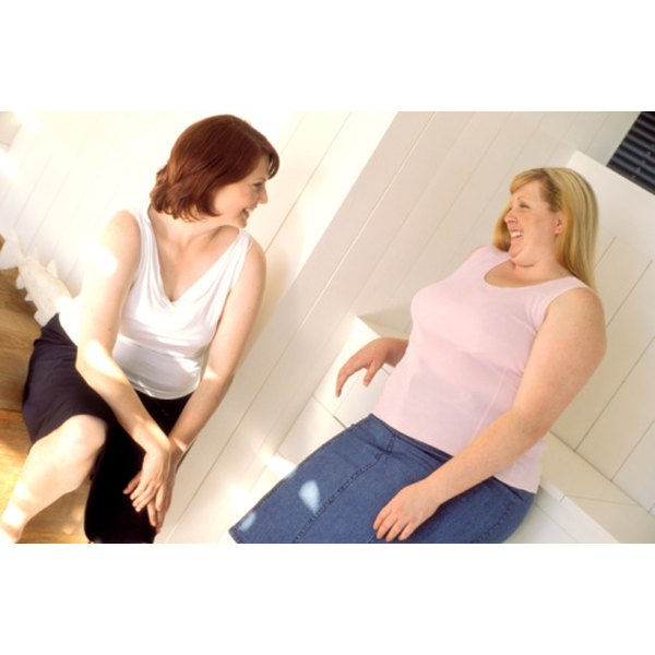 An endocrine disorder may cause you to gain weight.