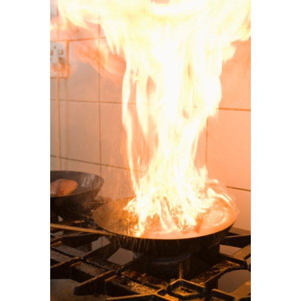 When frying any type of food, be as safe as possible to avoid any accidents.