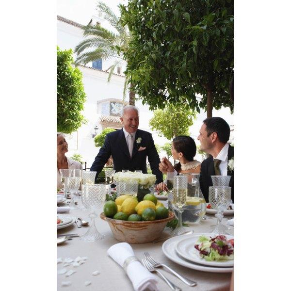 Non-Denominational Wedding Prayers Before Dinner