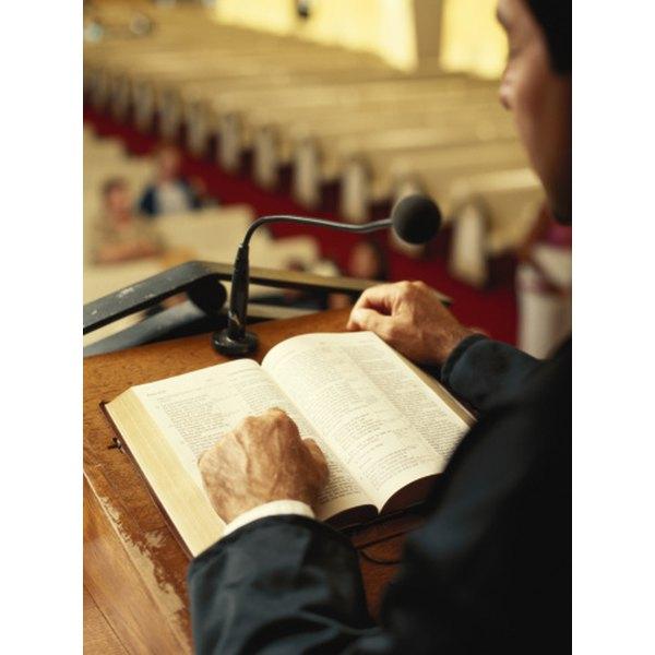 How to Prepare a Funeral Sermon