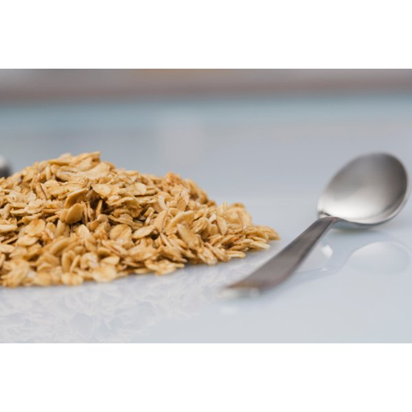 Granola can be enjoyed in a variety of ways.