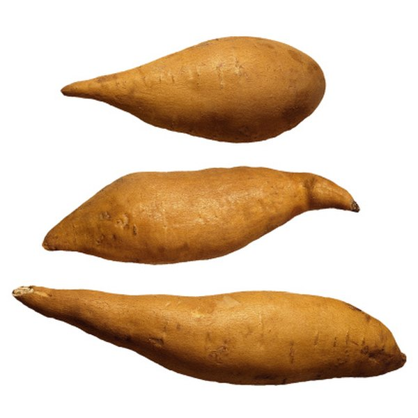 Yams are not the same as sweet potatoes.