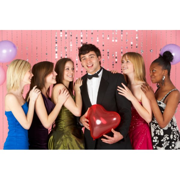 Choosing a theme for your formal can be an exciting task.