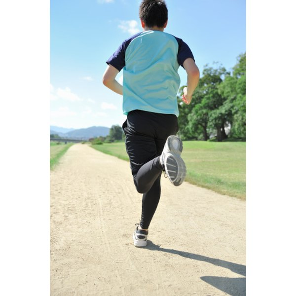 Running is a popular route to weight loss.