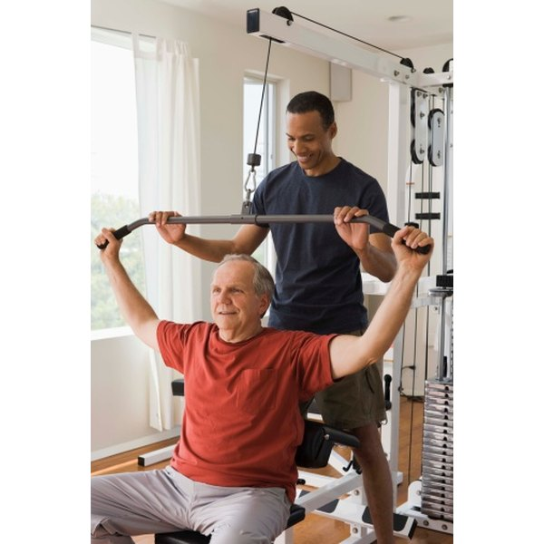 Strength Training For People With Parkinson's Disease