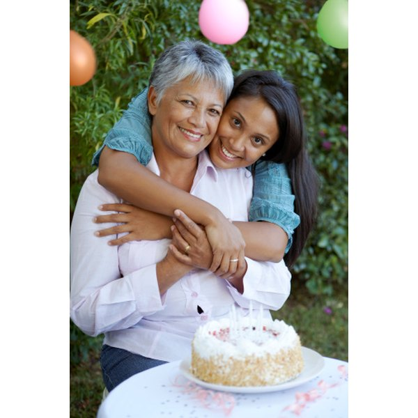 Make your mother's birthday special and memorable.