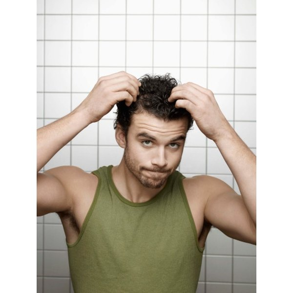 An itchy scalp without any flaking can have several possible causes.