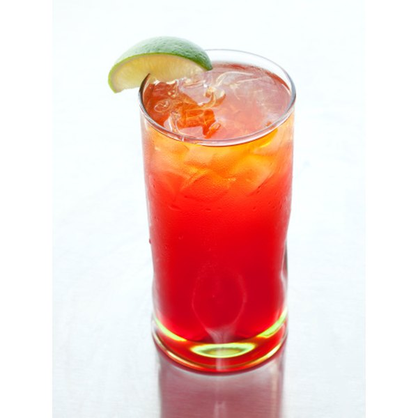 Calculate punch for a party by estimating how many glasses the guests will drink.