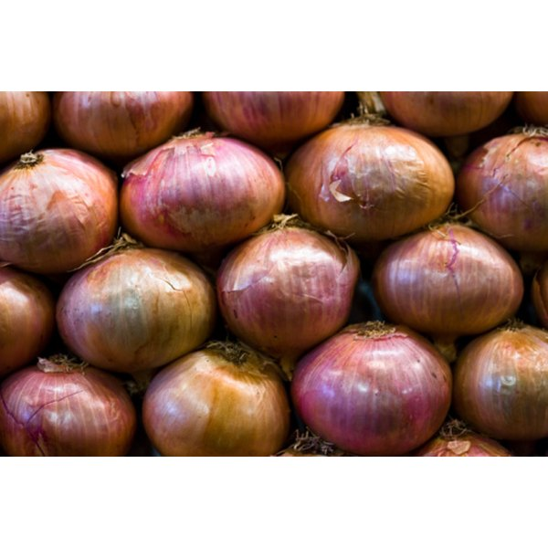 Julienning onions is a way of adding a delicate flavor and look to your meal.