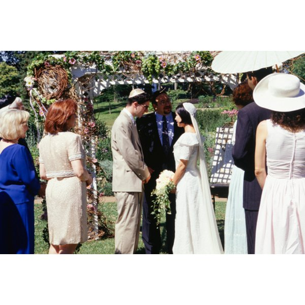 What Colors Are Traditional At A Jewish Wedding Our Everyday Life