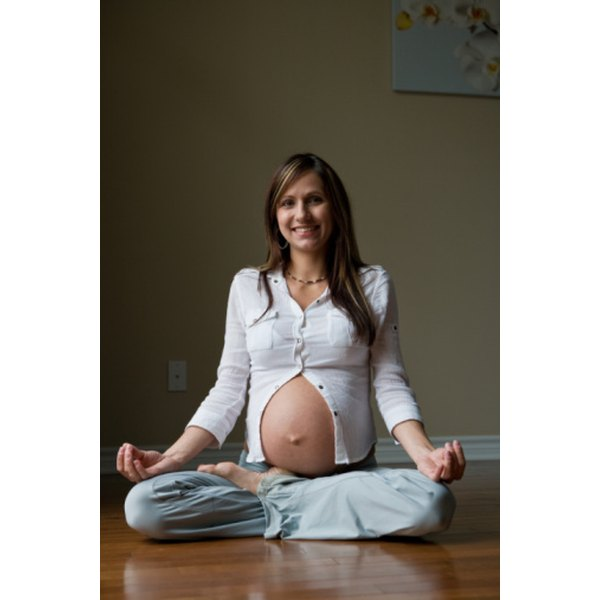 Yoga is beneficial to many pregnant women.