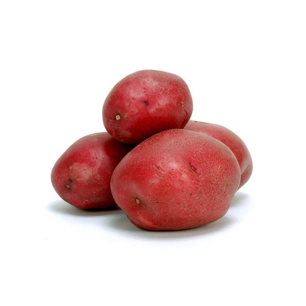 Potatoes are a good source of vitamins B6 and C, copper, potassium, manganese and fiber.