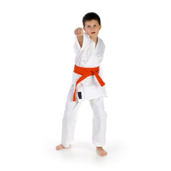 The self-control and discipline of karate can lessen some ADHD symptoms.
