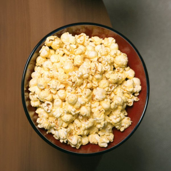 Butter is not the only way to season popcorn.