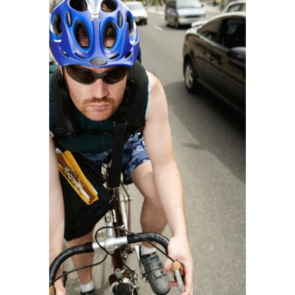 Bicycle riding may increase already-elevated PSA levels.