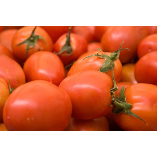 Roma tomatoes are used in cold tomato chutney for their firm texture.