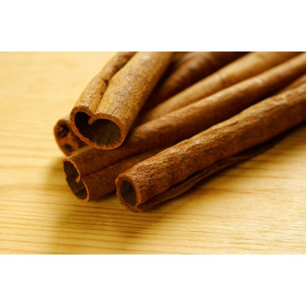 Cinnamon has anti-bacterial and other protective qualities.