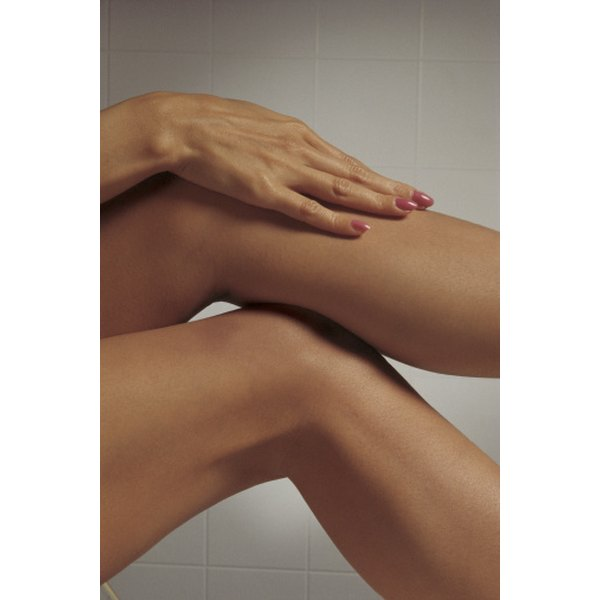 Nair gives you smooth skin for up to a few days, without any pain.