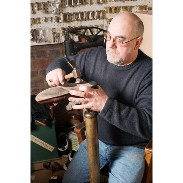 Resoling work boots is a skill you can learn to do at home.