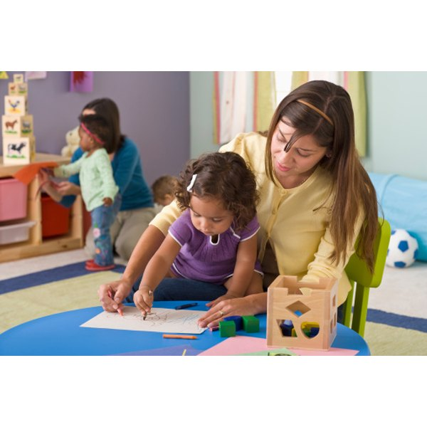 Daycare employees need to put a child's interests first.