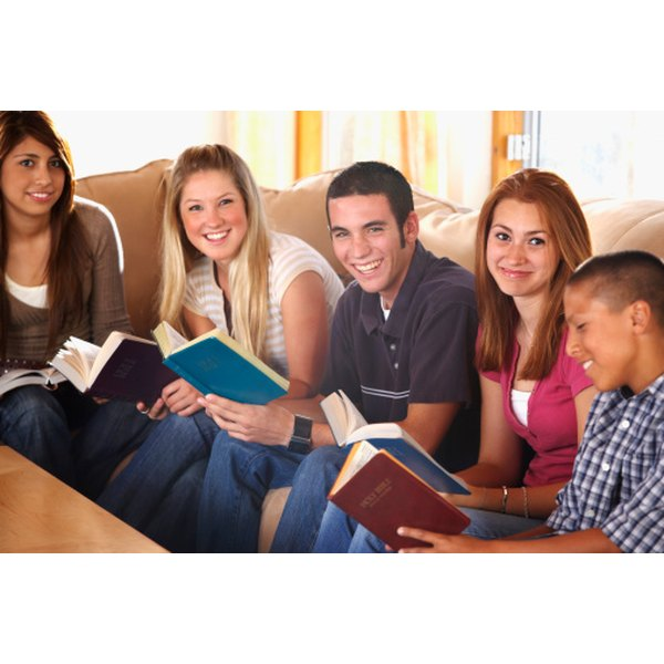 adult bible study topics
