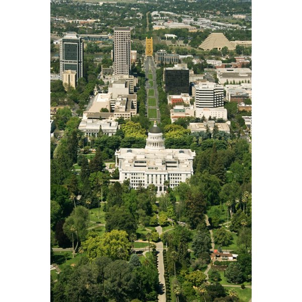 California's capital city has venues for weddings on the cheap.