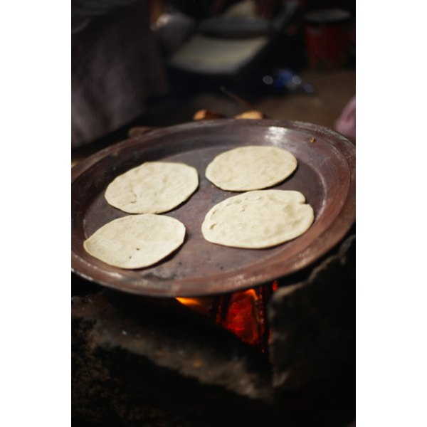 Freeze tortillas to extend their life.
