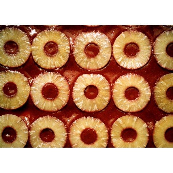 Bake an easy pineapple upside-down cake.