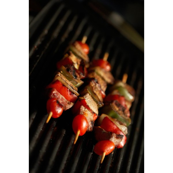 There are endless ways to season beef kabobs, from simple to complex.