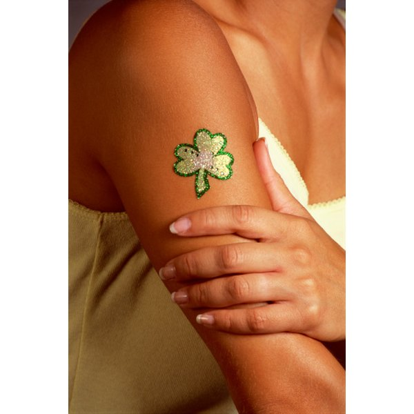 Tattoos can fade or blur and you may want to get them retouched and recolored.
