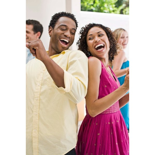 Play fun pre-wedding games at your engagement party.