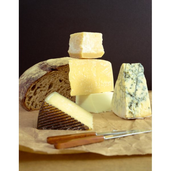 Imported Cheeses With Animal Rennet