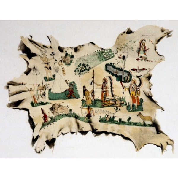 What Kind of Art Did the Sioux Tribe Make?