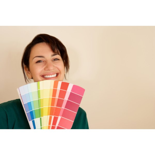 Paint looks great on your walls, just not on your clothes.