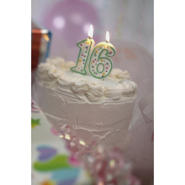 Whatever your budget, you can make her sweet 16 a day to remember.