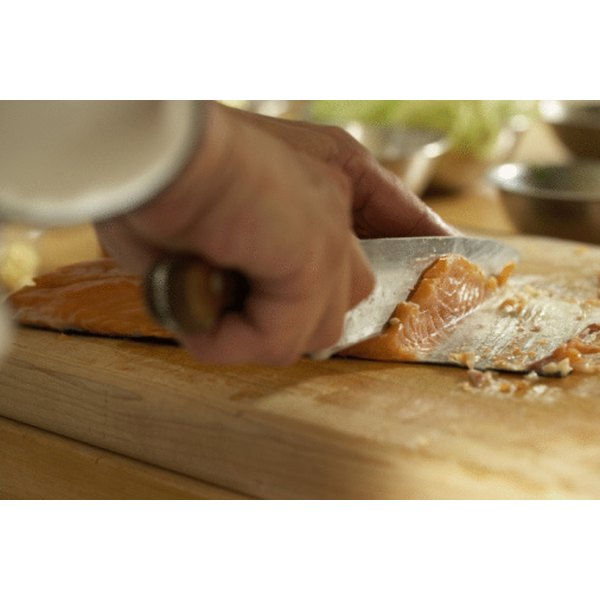 Pan-frying grouper is a simple process.