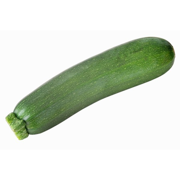 Zucchini, also known as courgettes, are low in calories and packed with nutrients.