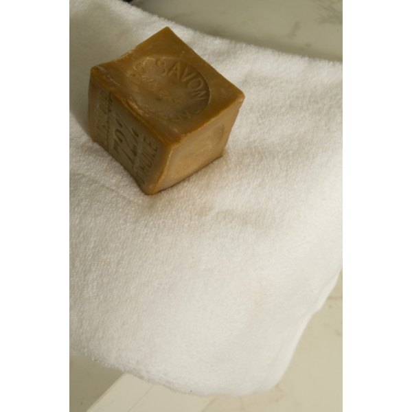 Black soap varies in color depending on where it is manufactured.
