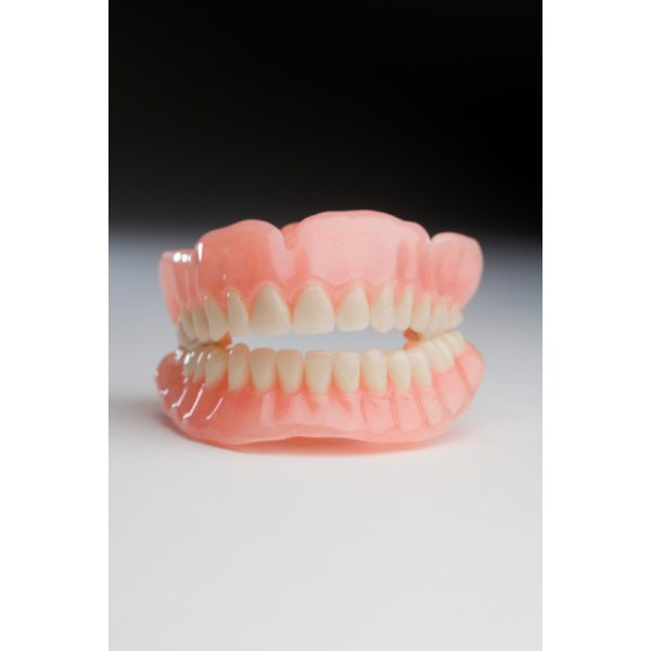 Dentures should fit properly to avoid mouth problems, including dry mouth.